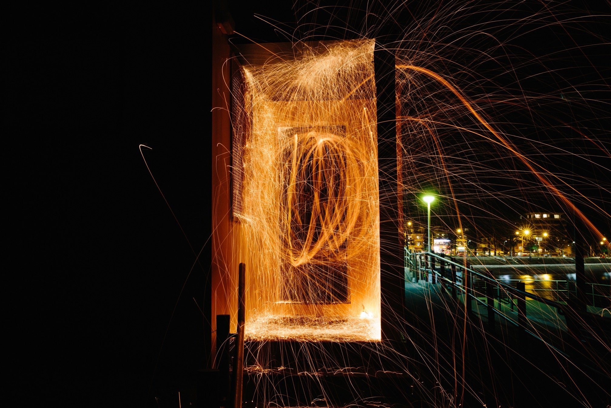 Light Painting, Night Photography & Long Exposures