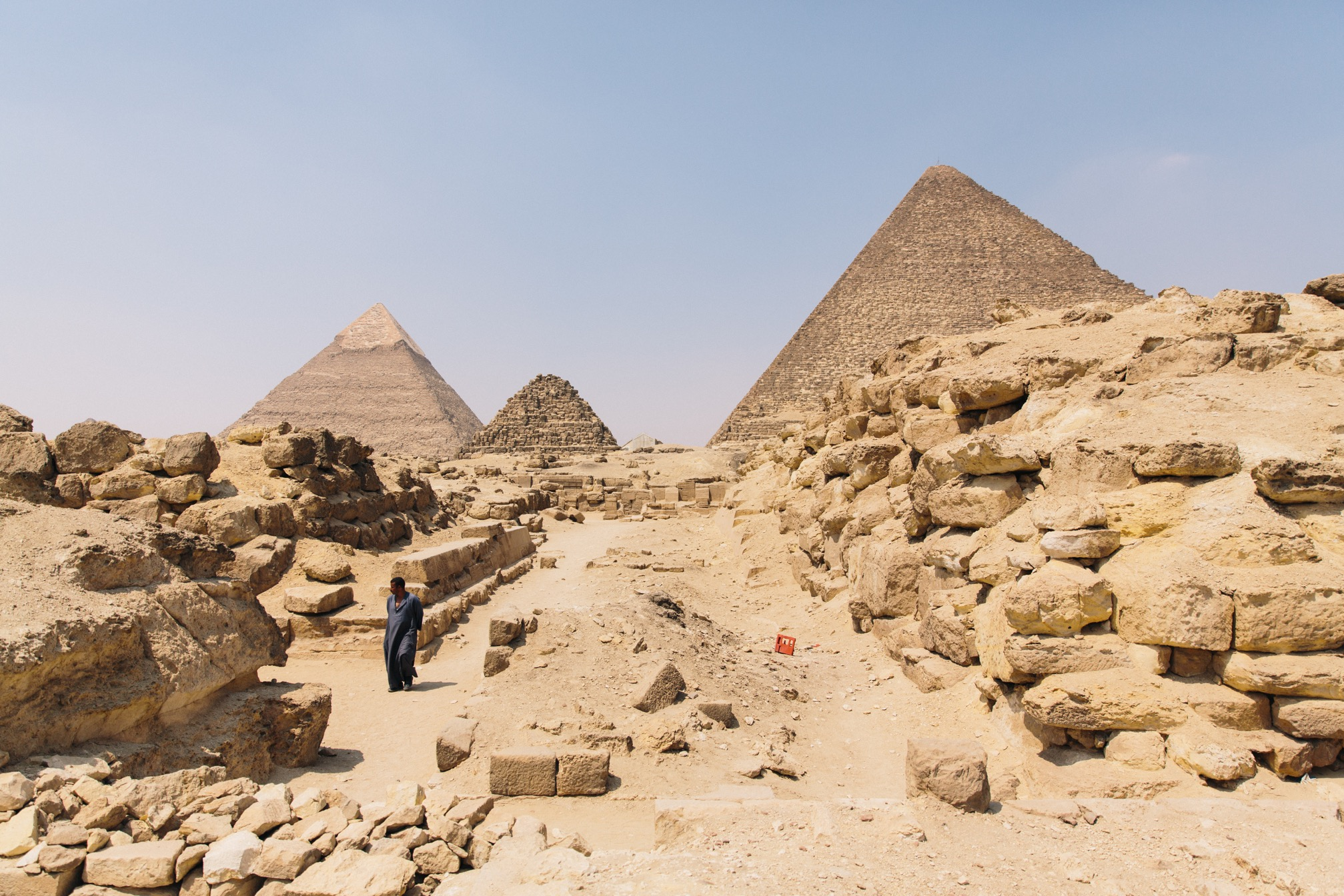 Egypt: Cairo and the Pyramids of Giza