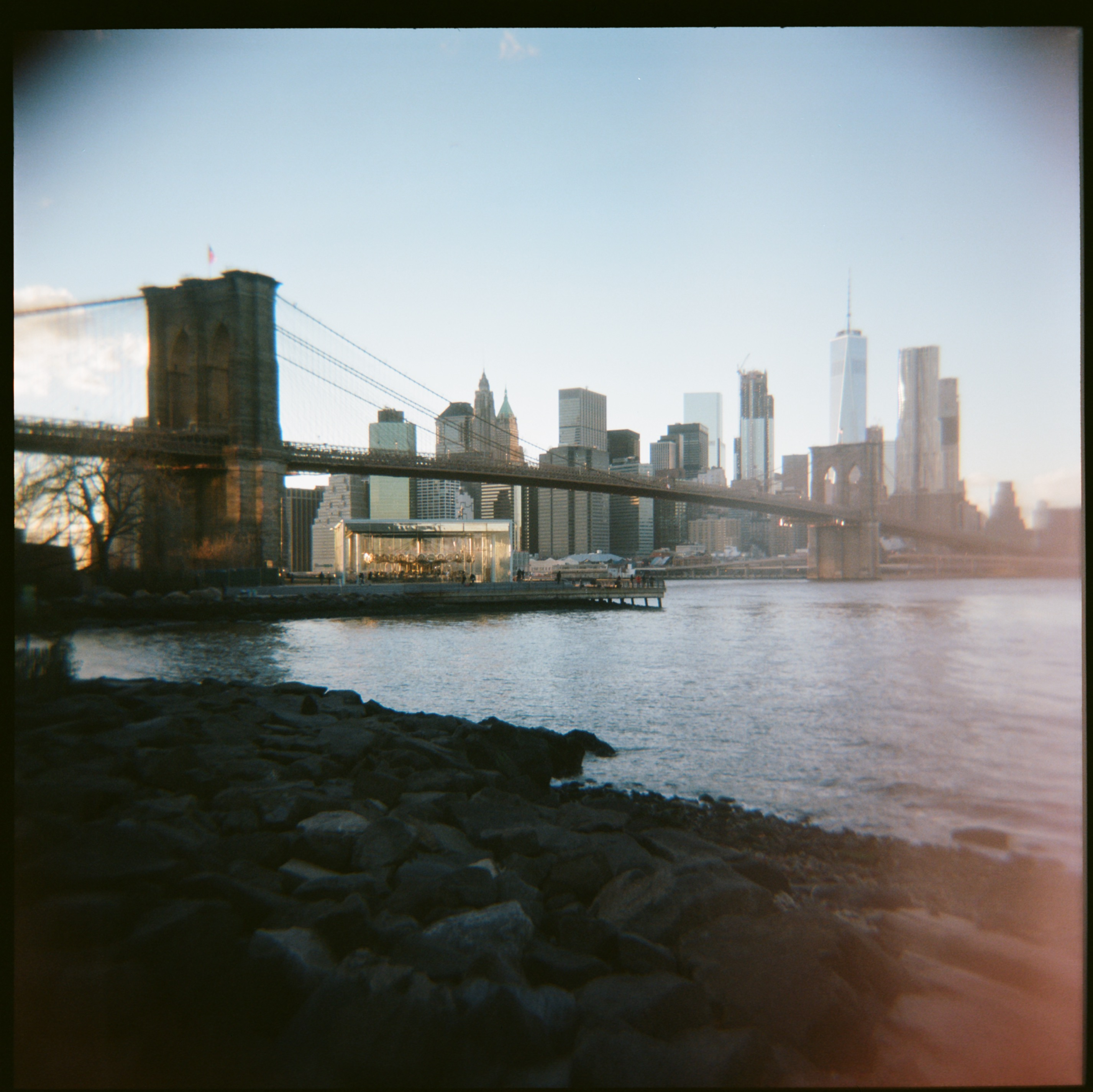 Holga: the cheap plastic camera from Hong Kong that gained a world-wide cult following?
