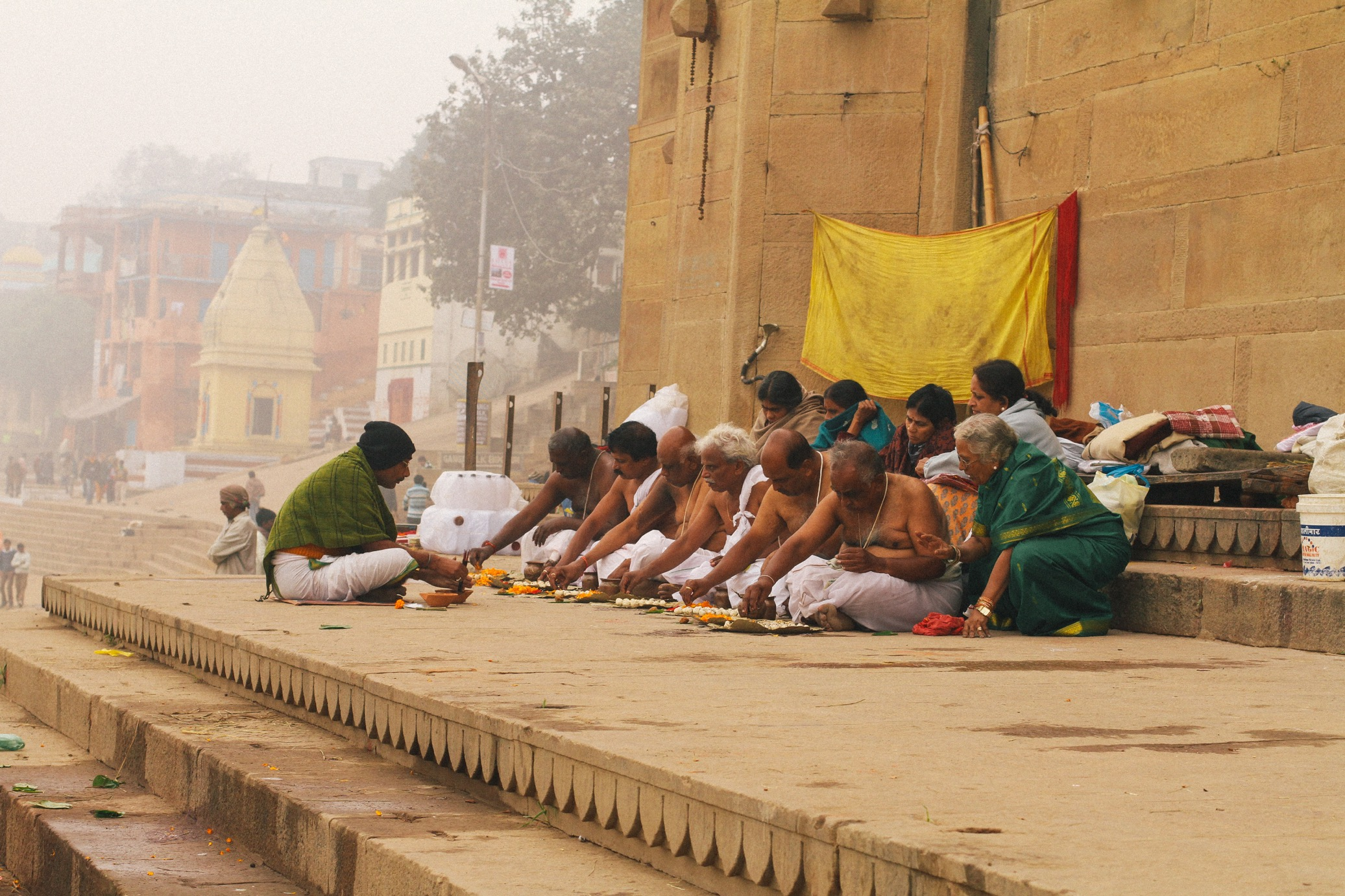 Varanasi: Wash in the most polluted river of the holy city